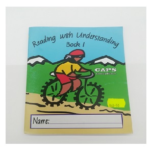 READING WITH UNDERSTANDING BOOK 1