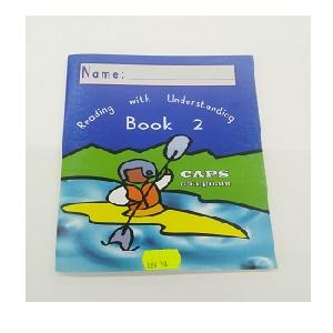READING WITH UNDERSTANDING BOOK 2
