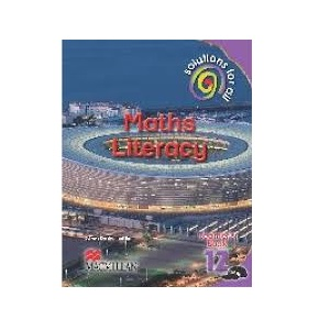 SOLUTIONS FOR ALL MATHEMATICAL LITERACY GRADE 12 LEARNER'S BOOK