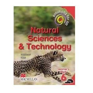 SOLUTIONS FOR ALL NATURAL SCIENCES & TECHNOLOGY GRADE 6 LEARNER'S BOOK