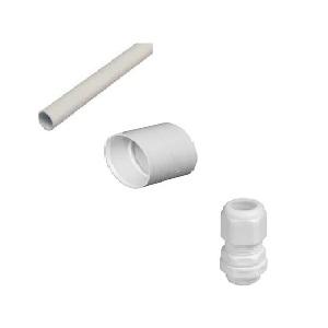 PVC ADAPTORS AND CONDUIT