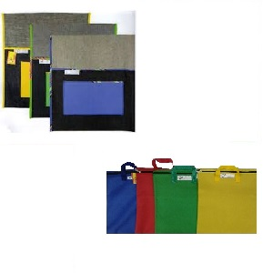 LIBRARY BAGS AND CHAIR BAGS
