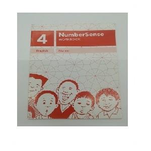 NUMBER SENSE WORKBOOKS
