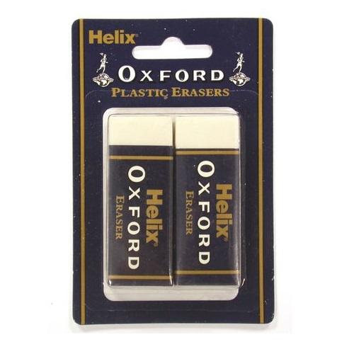 ERASER HELIX OXFORD LARGE PACK OF 2