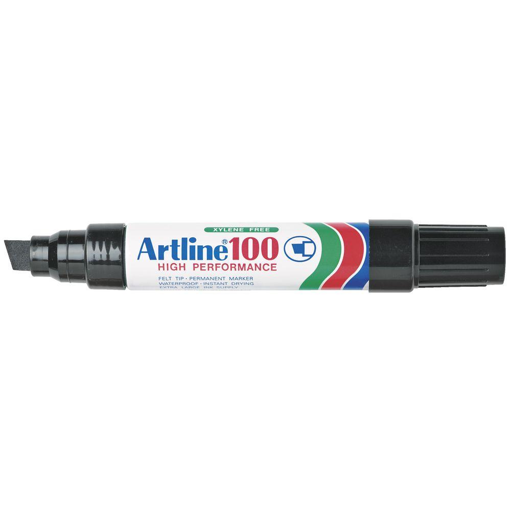 MARKER ARTLINE 100 BLACK @ (Available On Order Only)