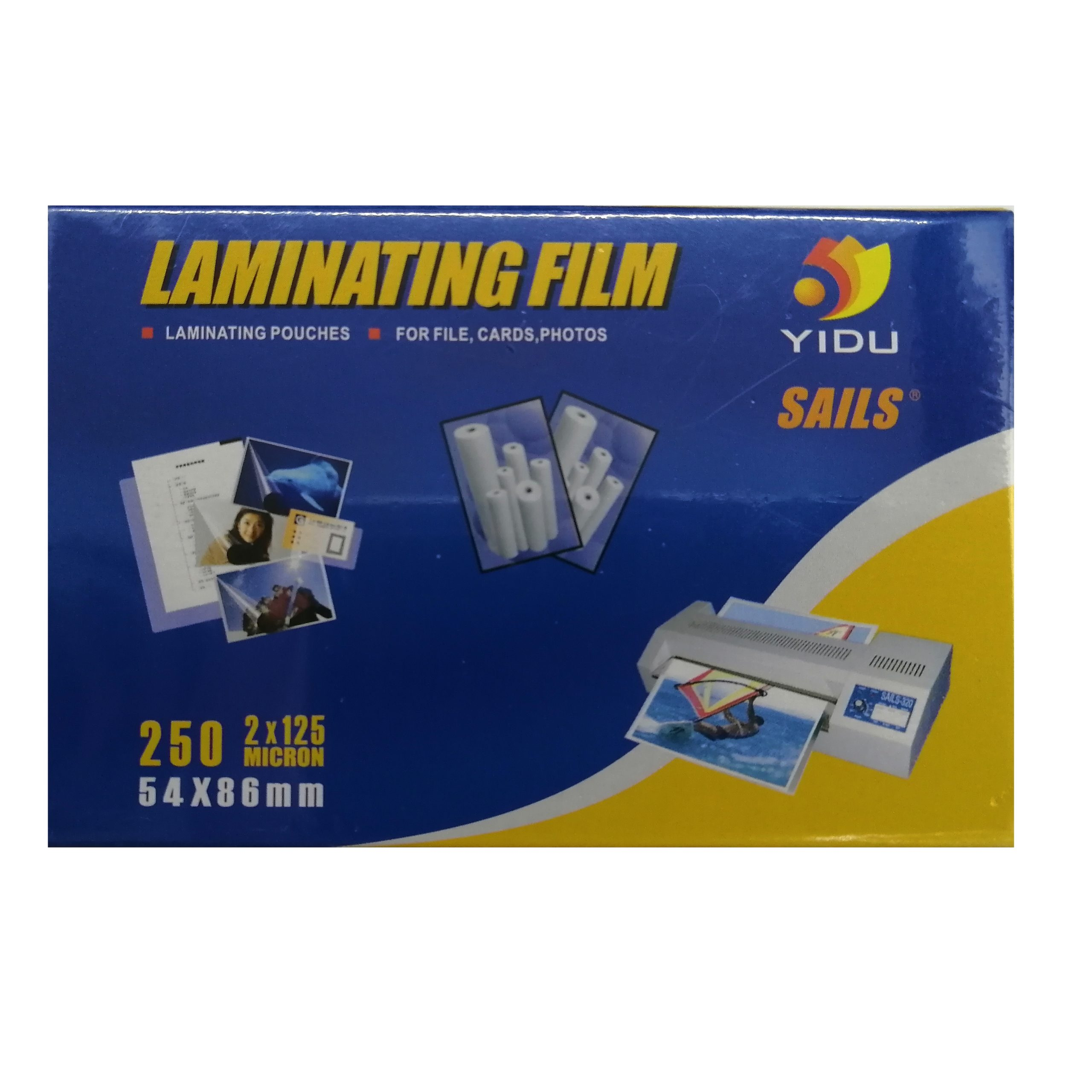 LAMINATING FILM 100 PK 54 X 86 (Available On Order Only)