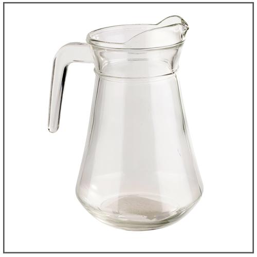 JUG GLASS 1LT