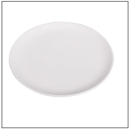 "PLATE DINNER WHITE 10.5"" THICK BASE"