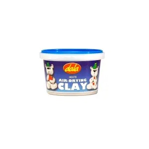 CLAY AIR DRYING 2KG WHITE @ (Available On Order Only)