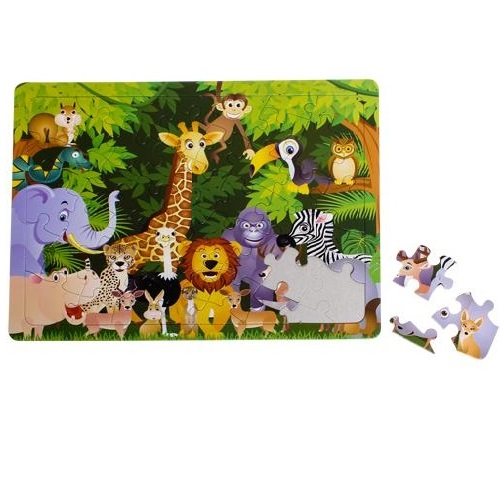 PUZZLE JIGSAW 48 PIECES ASSORTED