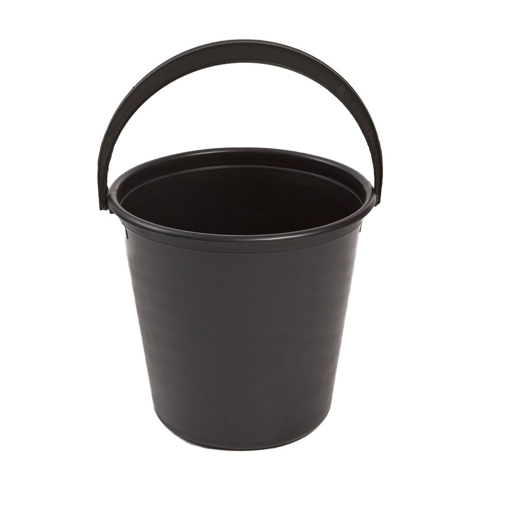 BUCKET 9L WITHOUT A LID