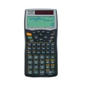 CALCULATOR SCIENTIFIC EL-W506 SHARP @ (Available On Order Only)