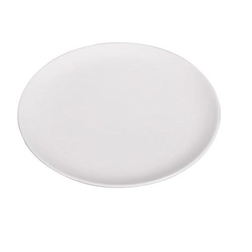 PLATE DINNER WHITE MELAMINE @ (Available On Order Only)