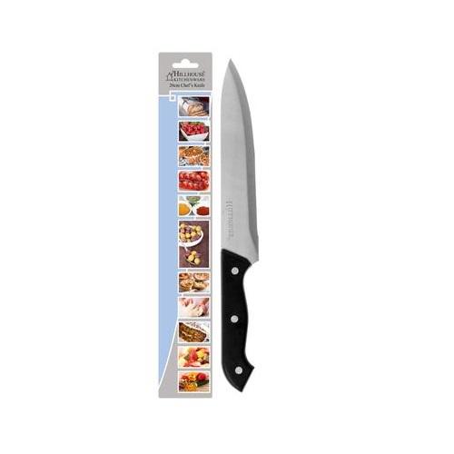 KNIFE CHEF 20CM HILLHOUSE