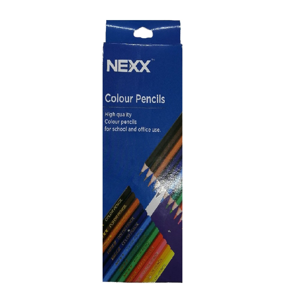 PENCIL CRAYONS NEXX 12'S