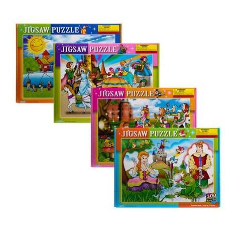 PUZZLE FAIRY TALE 300 PIECES