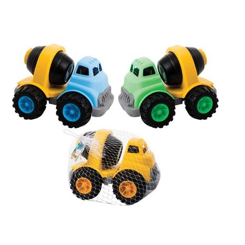 TOY VEHICLE CONSTRUCTION