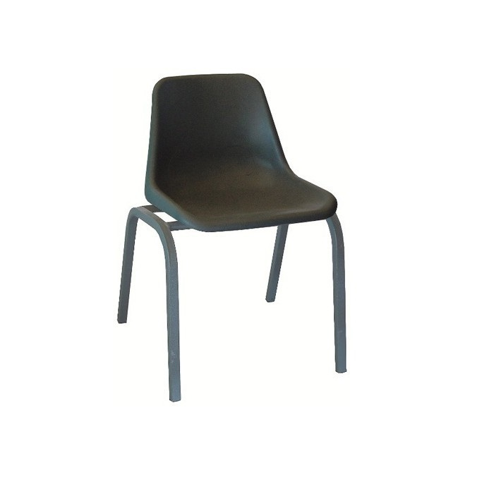 CHAIR POLYSHELL 350MM @ (Available On Order Only)