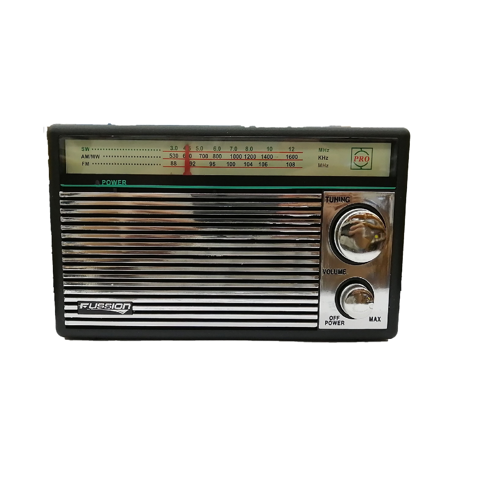RADIO FM FUSSION