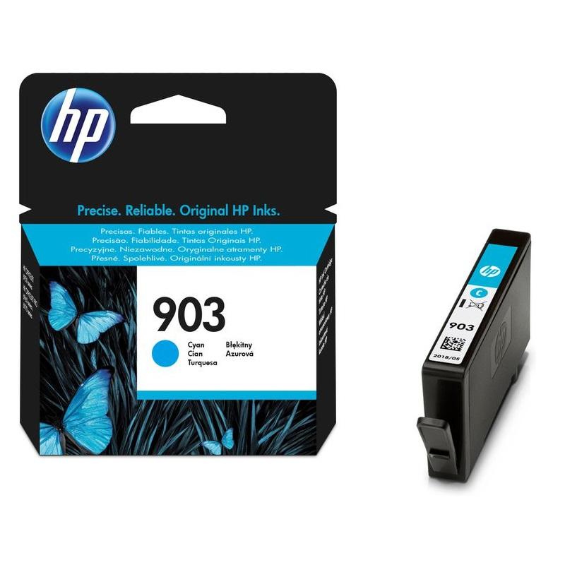 INK CART HP 903 COLOUR CYAN ORIGINAL
