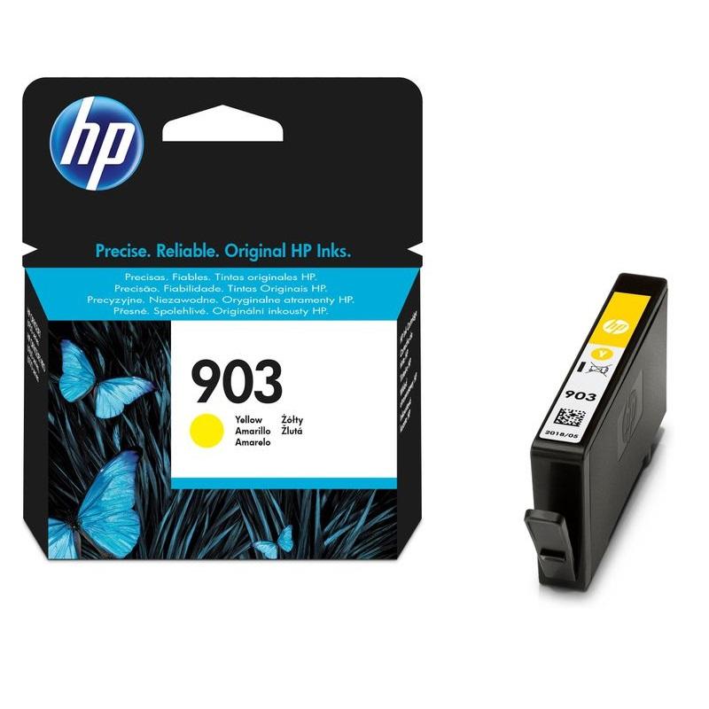 INK CART HP 903 COLOUR YELLOW ORIGINAL