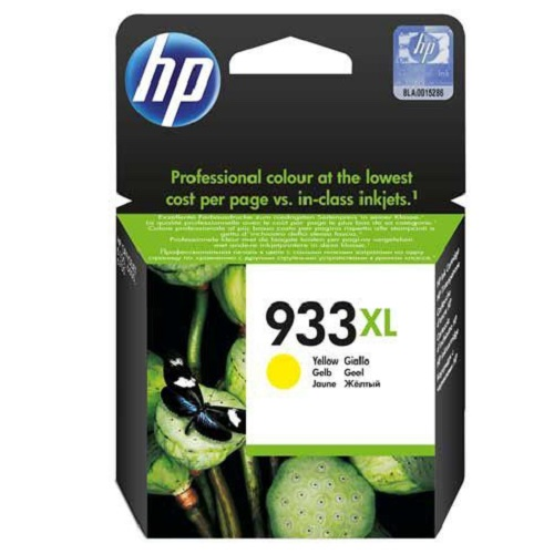 INK CART HP 933XL COLOUR YELLOW ORIGINAL @ (Available On Order Only)