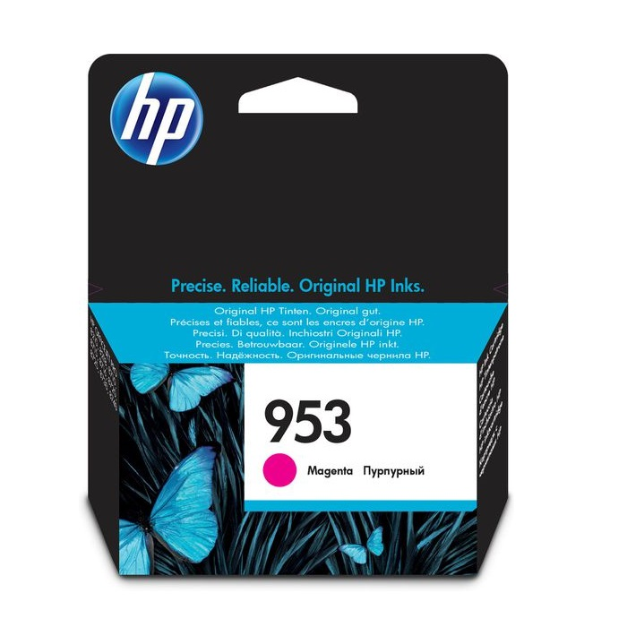 INK CARTRIDGE HP 953 COLOUR MAGENTA ORIGINAL @ (Available On Order Only)