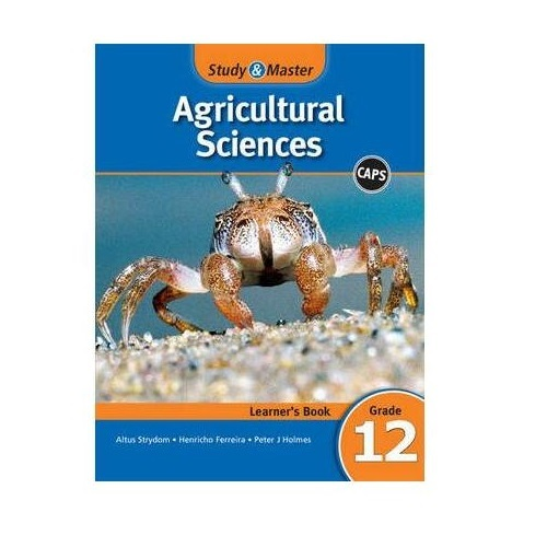 AGRICULTURAL SCIENCES BOOK GRADE 12 TEACHER'S BOOK