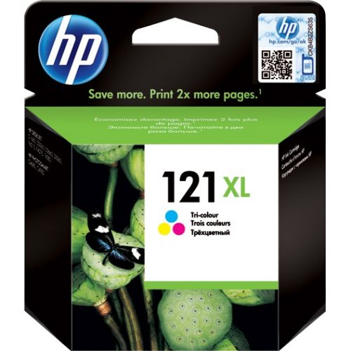 INK CART HP 121XL TRI COLOUR ORIGINAL @ (Available On Order Only)
