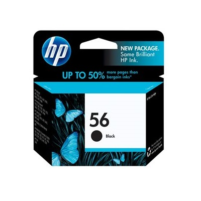 INK CART HP 56 BLACK ORIGINAL @ (Available On Order Only)
