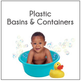 BASINS & CONTAINERS