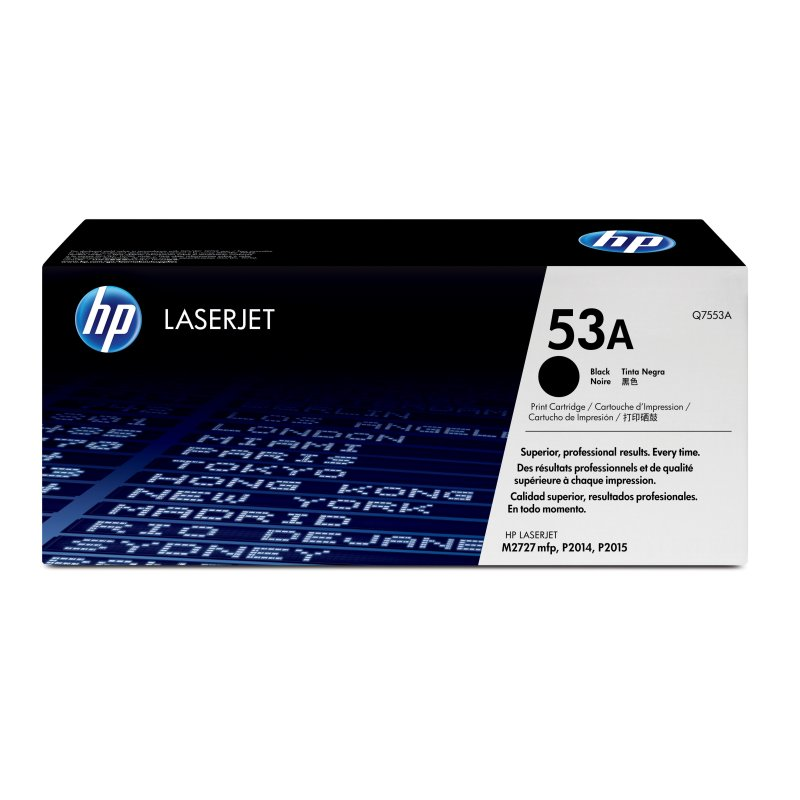 TONER 53A BLACK HP ORIGINAL @ (Availble On Order Only)