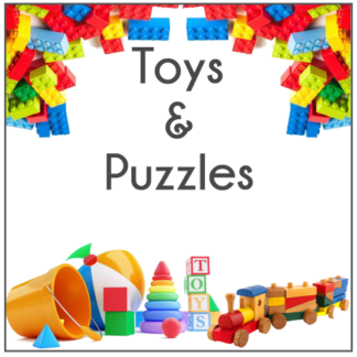 TOYS & PUZZLES
