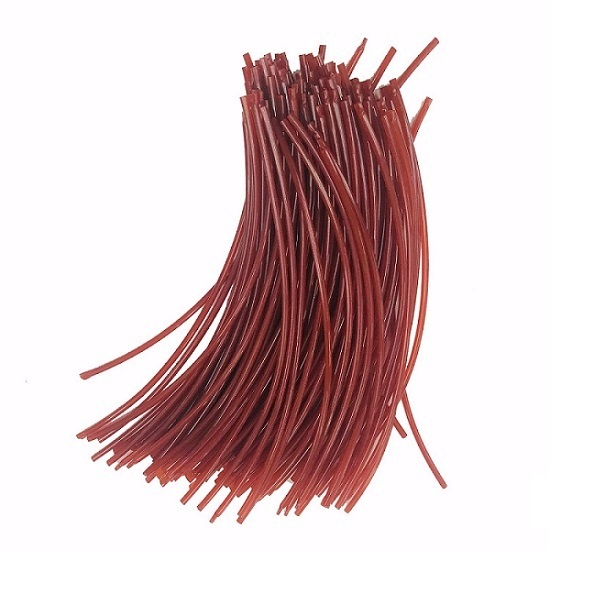 TRIMMER LINE 100'S 3.5MM X 22CM RED