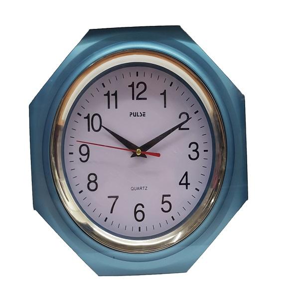 CLOCK HEX PULSE