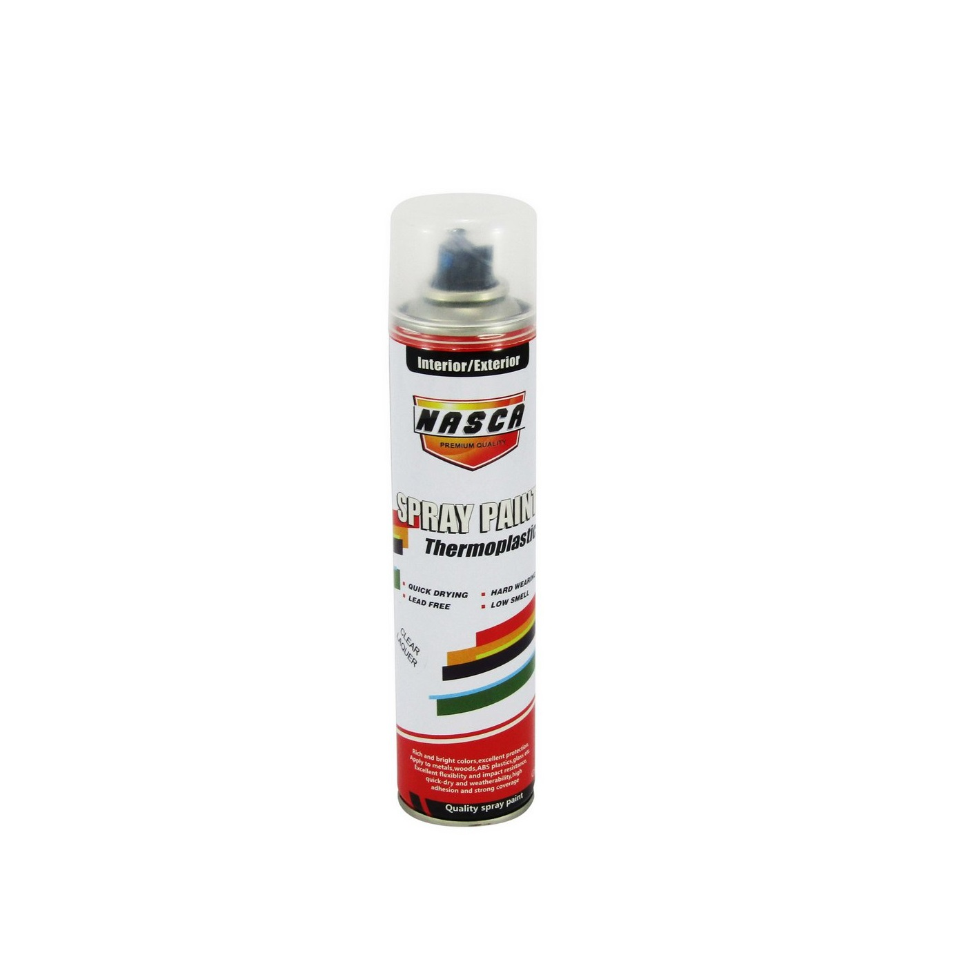 SPRAY PAINT CLEAR LACQUER 300ML
