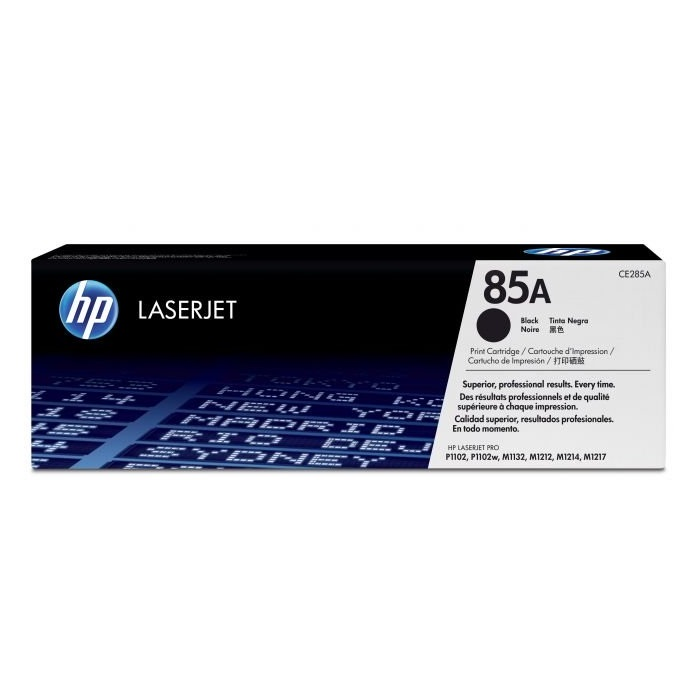 TONER 85A ORIGINAL HP BLACK @ (Available On Order Only)
