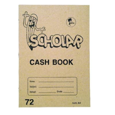 CASH BOOK 72 PG 3 MONEY COLUMN