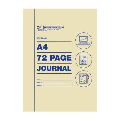 JOURNAL 72 PG