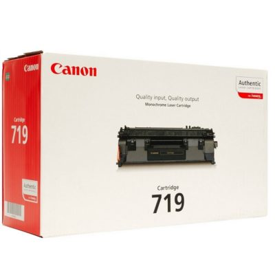 TONER C719 BLACK CANON ORIGINAL @ (Available On Order Only)
