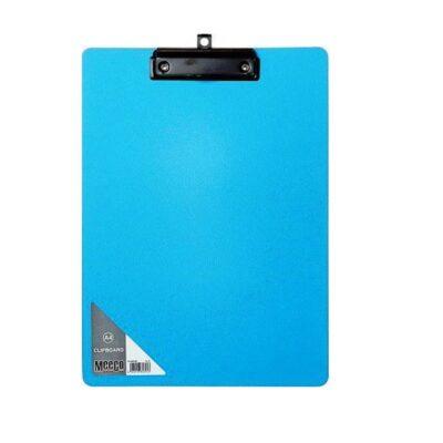 CLIPBOARD P/P FOAM MEECO BLUE