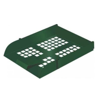 LETTER TRAY GREEN