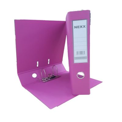 LEVER ARCH FILE NEXX PINK