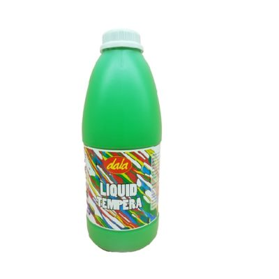 TEMPERA PAINT DALA EMERALD 1L @ (AVAILABLE ON ORDER ONLY)
