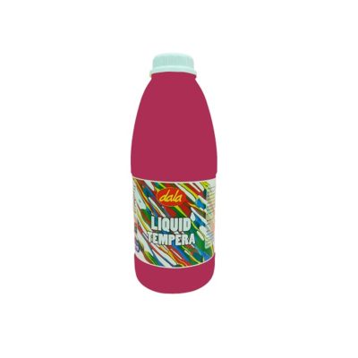 TEMPERA PAINT DALA MAGENTA 1L @ (AVAILABLE ON ORDER ONLY)