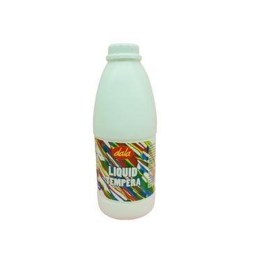 TEMPERA PAINT DALA WHITE 1L @ (AVAILABLE ON ORDER ONLY)