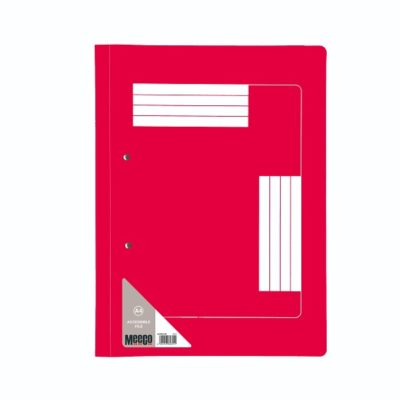 FILE ACCESSIBLE P/P MEECO RED