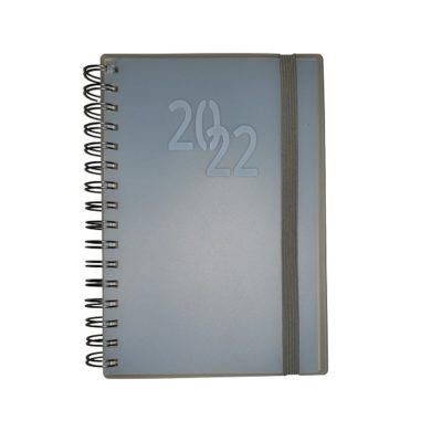 DIARY A5 PASTEL WIRO 2022 BABY BLUE