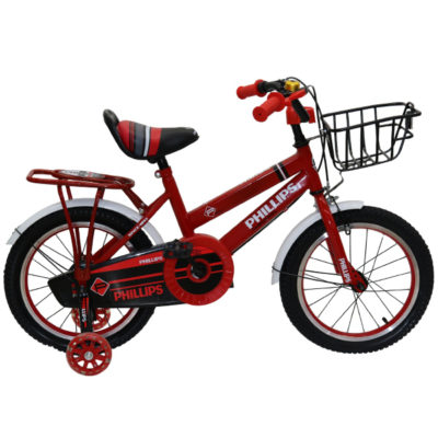 """BICYCLE BMX PHILLIPS 16"""" RED"""