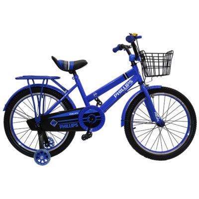 "BICYCLE BMX PHILLIPS 20"" BLUE"